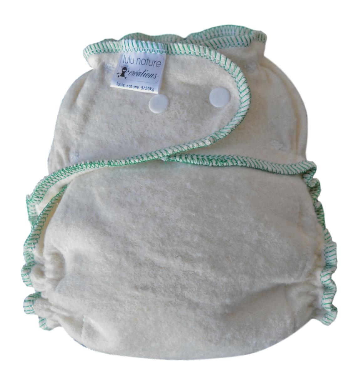 change b b lavable lucie nature 3 15 kg chanvre coton bio comptoir du chanvre. Black Bedroom Furniture Sets. Home Design Ideas